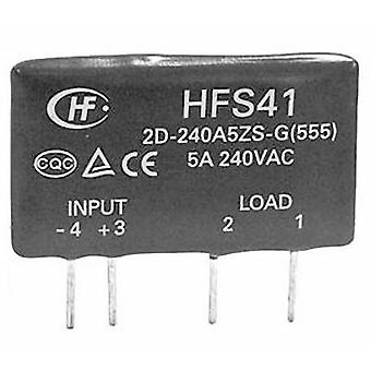 Hongfa HFS41/D-380A5Z-NG SIP PCB Solid State Relay