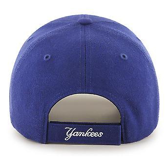 47 Brand NY Yankees MVP Cap - Dark Royal