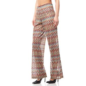transparent drop trousers in the boho style of rick cardona by heine
