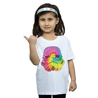 Star Wars Girls Stormtrooper Uranus Helmet T-Shirt