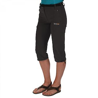 Regatta Womens/Ladies Xert II Stretch Quick Drying Walking Capris