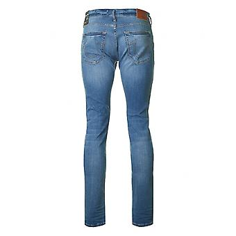 Wahre Religion Rocco Slim Straight Fit Jeans