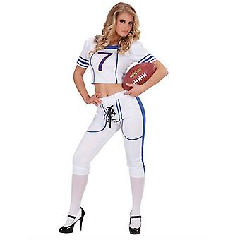 Amerikansk fotball jente