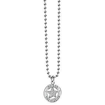 Guess ladies kedja halsband rostfritt stål Silver UBN21599