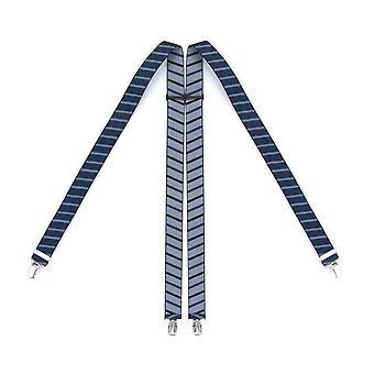 LLOYD suspenders men suspenders blue 2929