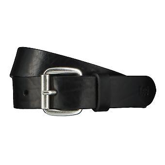 Lee belts men's belts leather belt black 4650
