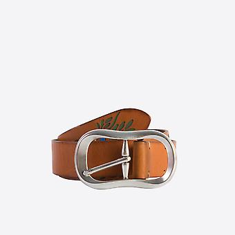 Fabio Giovanni Pacci Belt - Blooming Beautiful Floral Leather Belt