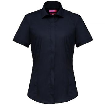 Brook Taverner Womens/Ladies Modena Short Sleeve Blouse
