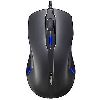 CHERRY MC4000 USB mouse Optical Backlit Black