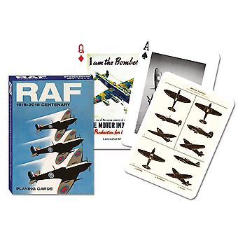 Raf Centenary Set Of Playing Cards + Jokers