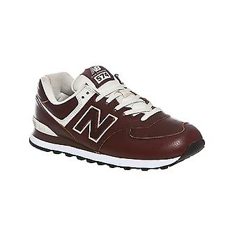 Sneaker hommes New balance ML574 Brown
