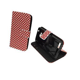 Celular capa case para celular Huawei Y3 II / polca 2 ponto vermelho
