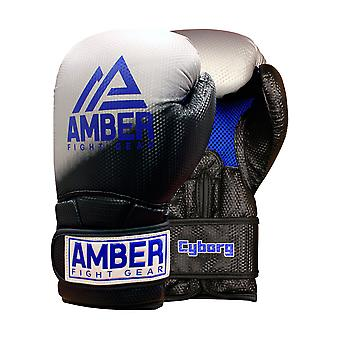 Cyborg Training GlovesBoxing Kickboxing Muay Thai Training Gloves Gel Sparring Punching Bag Mitts