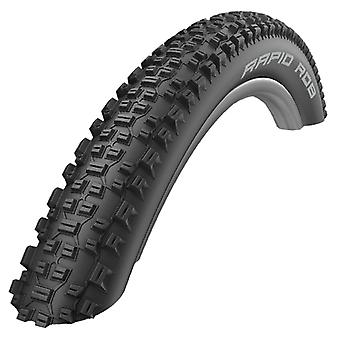 SCHWALBE rapid Rob (SBC) bicycle tyres / / 57-584 (27.5 × 2, 25″ Pinback) 650b