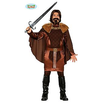 Knight costume, Knight costume medieval men costume