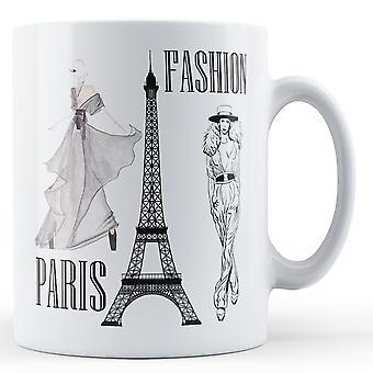 Paris Tour Eiffel modèle - Mug imprimé