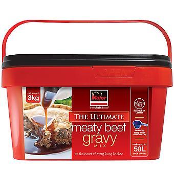 Major Gluten freie fleischigen Rindfleisch Soße Mix