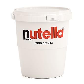 Nutella-Schokolade Haselnuss verbreitet Catering Eimer