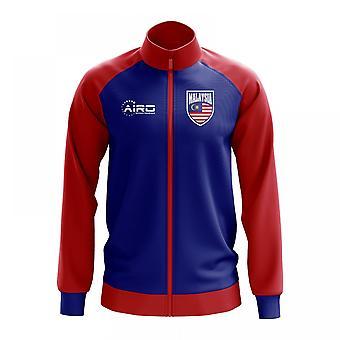 Malaysia konceptet fotboll Track Jacket (blå)