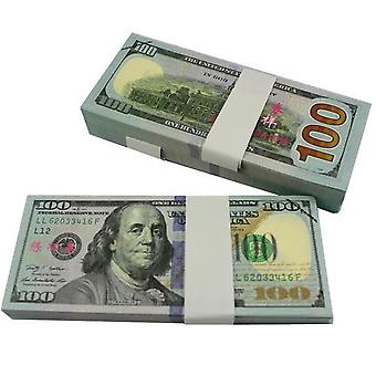 Play money-$ 100 (100 banknotes)