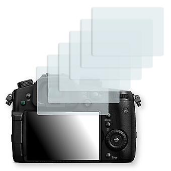 Panasonic Lumix DC GH5 display protector - Golebo crystal clear protection film