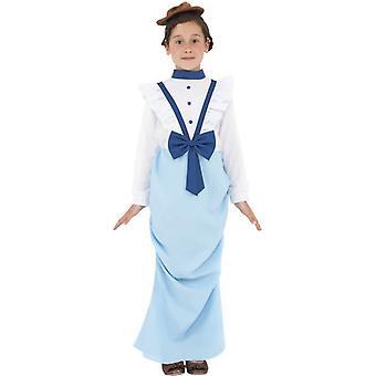 Posh Victorian Costume, Medium Age 7-9