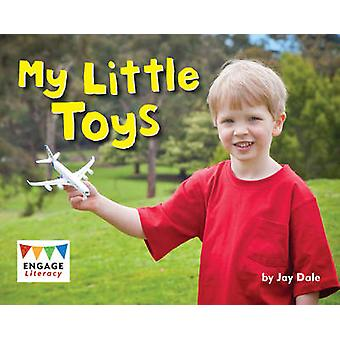 My Little Toys by Jay Dale - 9781406256970 Book