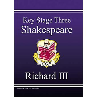 KS3 English Shakespeare Test Guide - Richard III (Revised edition) by