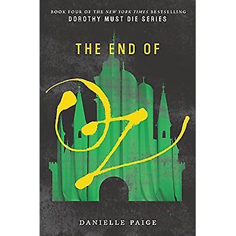 Het einde van Oz door Danielle Paige - 9780062423771 boek