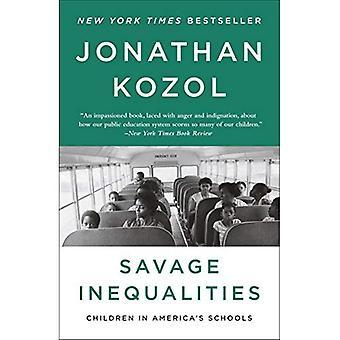 Sauvage d'inégalités: Des enfants dans les écoles de l'Amérique