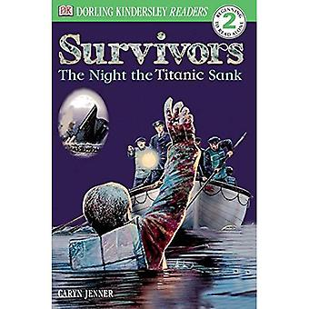 Survivors: The Night the Titanic Sank (DK Readers: Level 2)