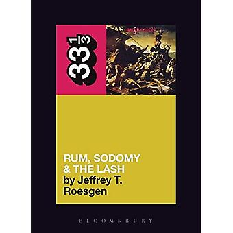 The Pogues Rum, sodomie en de Lash (33 1/3)