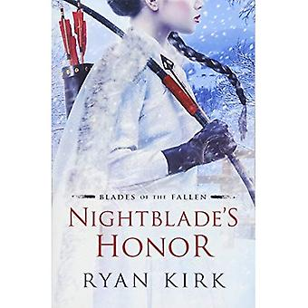 Nightblade's Honor (Blades of the Fallen)