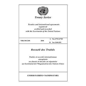 Fördragssamling 2688