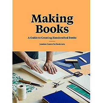 Att göra böcker: En Guide till att skapa handgjorda böcker