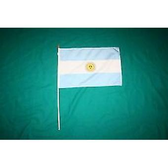 Argentine Drapeau main Held