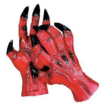 Teufel-Hände