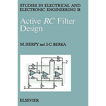 Active Rc Filter Design by Herpy & Miklos