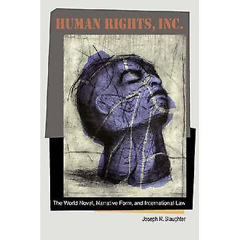 Human Rights-Inc.-la novela mundial-forma narrativa-e Internati