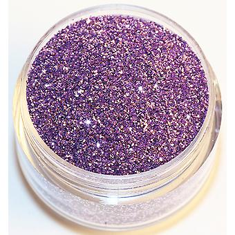 1pc feine Glitter hell violett