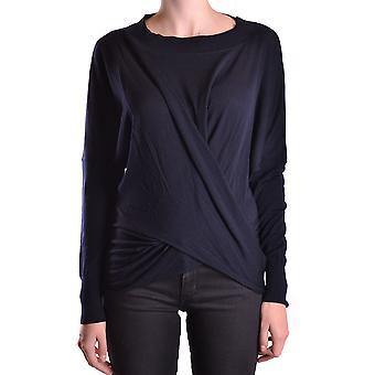 Gotha Blue Wool Sweater