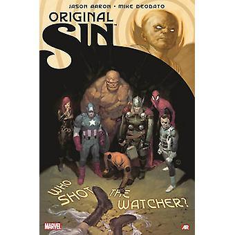 Original Sin by Mark Waid - Ed Brubaker - Jason Aaron - 9780785154914
