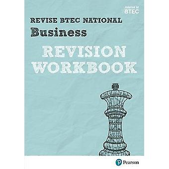 Revise BTEC National Business Revision Workbook-9781292150116 Buch