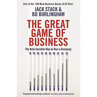 The Great Game of Business - The Only Sensible Way to Run a Company (M