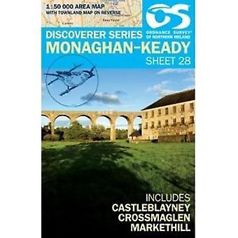 Monaghan - Keady by Monaghan - Keady - 9781905306954 Book