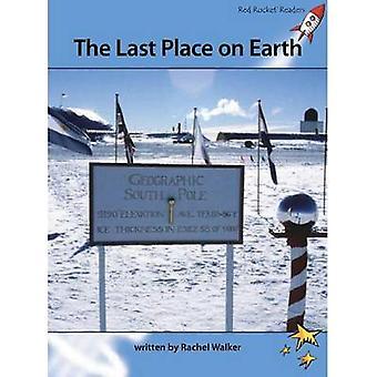 The Last Place on Earth by Rachel Walker - 9781927197448 Book