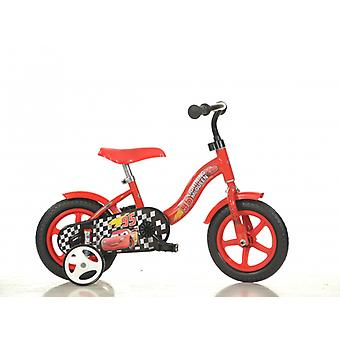 DINO Bikes Cars 10inch Bicycle