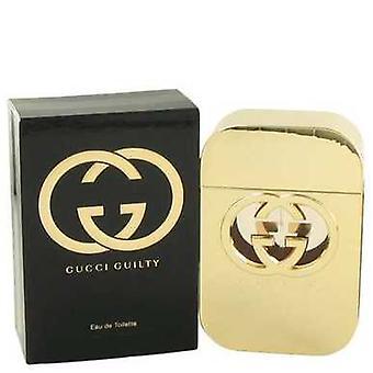 Gucci Guilty By Gucci Eau De Toilette Spray 2.5 Oz (women) V728-466901