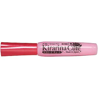 Kirarina Cute Scented Pen-Lovely Pink KCUTE-LPNK