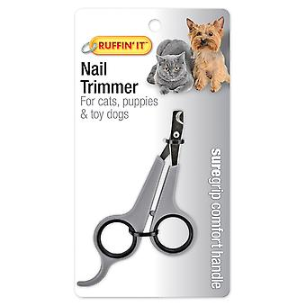 Comfort Grip Small Nail Trimmer For Dogs & Cats-  19706